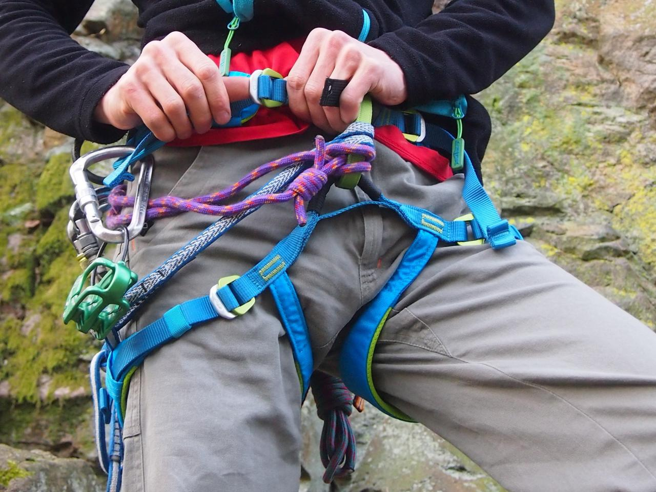 Climbing Technology Klettergurt : Klettergurt climbing technology wall kibuba abenteuer am